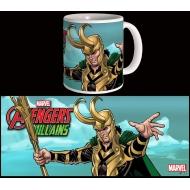 Avengers Villains - Mug Loki