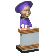 Star Trek TNG - Figurine Bobble Head Build-a-10-Forward 1 Guinan 18 cm