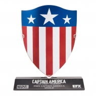 Captain America - Réplique 1/6 bouclier de Captain America 1940 LC Excl. 10 cm