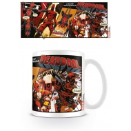 Deadpool - Mug Comic Insufferable