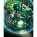Green Lantern - Bague lumineuse