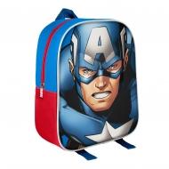 Marvel Comics - Sac à dos 3D Captain America