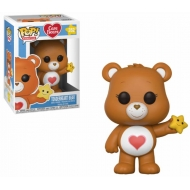 Bisounours - Figurine POP! Grosbisou (Tenderheart Bear) 9 cm