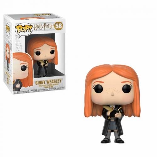 Harry Potter - Figurine POP! Ginny Weasley (Diary) 9 cm