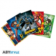 DC Comics - Cartes postales Set 1 (14,8x10,5)