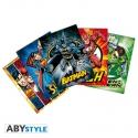 DC Comics - Cartes postales Set 1 (14,8x10,5)