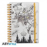 Dc Comics - Cahier Graphic Batman