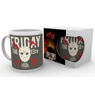 Vendredi 13 - Mug Jason