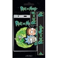 Rick et Morty - Dragonne avec porte-clés Rick & Morty
