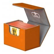 Ultimate Guard - SideWinder 80+ taille standard XenoSkin Orange
