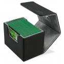 Ultimate Guard - SideWinder 80+ taille standard XenoSkin Noir