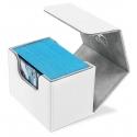Ultimate Guard - SideWinder 80+ taille standard XenoSkin Blanc