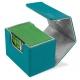 Ultimate Guard - SideWinder 80+ taille standard XenoSkin Bleu Petrole