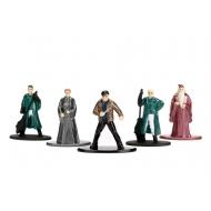 Harry Potter - Pack 5 figurines Diecast Nano Metalfigs Set B 4 cm