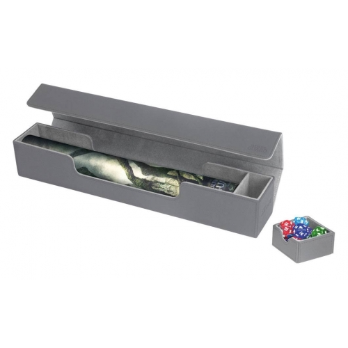 Ultimate Guard - Flip'n'Tray Mat Case XenoSkin Gris
