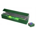 Ultimate Guard - Flip'n'Tray Mat Case XenoSkin Vert