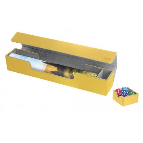 Ultimate Guard - Flip'n'Tray Mat Case XenoSkin Ambre