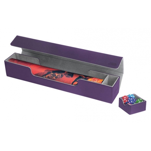 Ultimate Guard - Flip'n'Tray Mat Case XenoSkin Violet