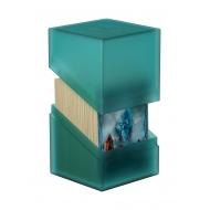 Ultimate Guard - Boulder Deck Case 100+ taille standard Malachite