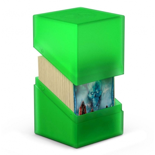 Ultimate Guard - Boulder Deck Case 100+ taille standard Emerald
