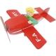 Le Petit Prince - Tirelire Le Petit Prince dans son avion 27 cm