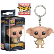 Harry Potter - Porte-clés Pocket POP! Dobby 4 cm