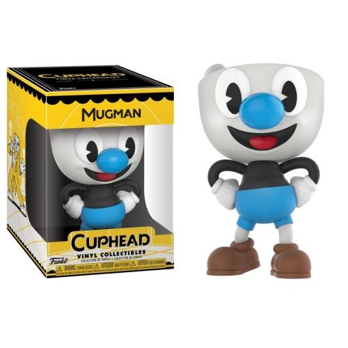 Cuphead - Figurine Collectible Mugman 10 cm