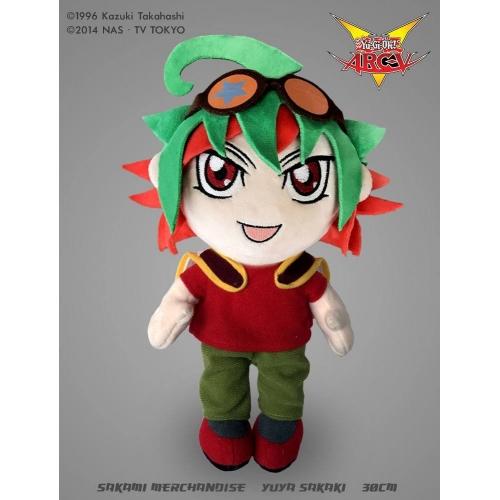 Yu-Gi-Oh! Arc-V - Peluche Yuya Sakaki 30 cm