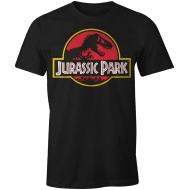 Jurassic Park - T-Shirt Classic Logo