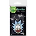 Rick et Morty - Porte-clés Rick Crazy Smile 6 cm