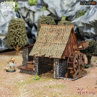 Age of Fantasy ColorED - Maquette pour jeu de figurines 28 mm Lumber Mill
