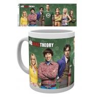 The Big Bang Theory - Mug Cast