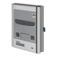 Nintendo - Carnet de notes Premium A5 SNES