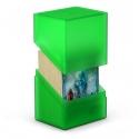 Ultimate Guard - Boulder Deck Case 80+ taille standard Emerald
