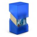Ultimate Guard - Boulder Deck Case 80+ taille standard Sapphire