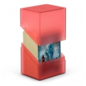 Ultimate Guard - Boulder Deck Case 80+ taille standard Ruby