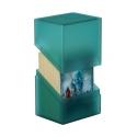 Ultimate Guard - Boulder Deck Case 80+ taille standard Malachite