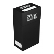 Ultimate Guard - French Tarot Deck Case 80+ Noir