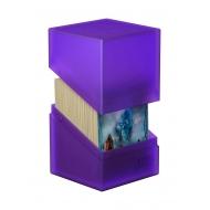Ultimate Guard - Boulder Deck Case 100+ taille standard Amethyst