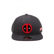 Deadpool - Casquette Stripe