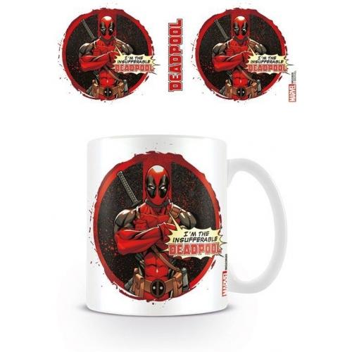 Deadpool - Mug Im Insufferable