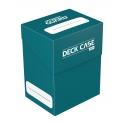 Ultimate Guard - Boite pour cartes Deck Case 80+ taille standard Bleu Petrole