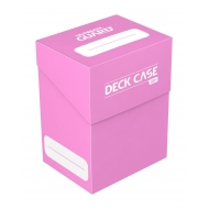 Ultimate Guard - Boite pour cartes Deck Case 80+ taille standard Rose