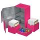 Ultimate Guard - Twin Flip'n'Tray Deck Case 200+ taille standard XenoSkin Rose