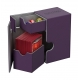 Ultimate Guard - Flip'n'Tray Deck Case 80+ taille standard XenoSkin Violet