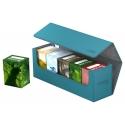 Ultimate Guard - Boite pour cartes Arkhive 400+ taille standard XenoSkin Bleu Petrole