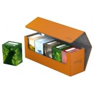Ultimate Guard - Boite pour cartes Arkhive 400+ taille standard XenoSkin Orange