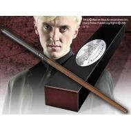 Harry Potter - Réplique baguette de Draco Malfoy (édition personnage)