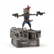 Les Gardiens de la Galaxie 2 - Figurine Rocket & Groot 10 cm