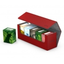Ultimate Guard - Boite pour cartes Arkhive 400+ taille standard XenoSkin Rouge